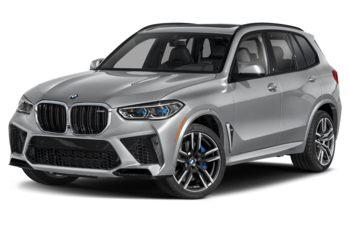 2021 BMW X5 M - Donington Grey Metallic
