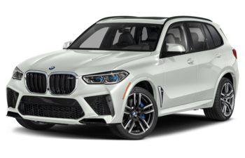 2021 BMW X5 M - Alpine White