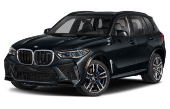 2021 BMW X5 M - Carbon Black Metallic
