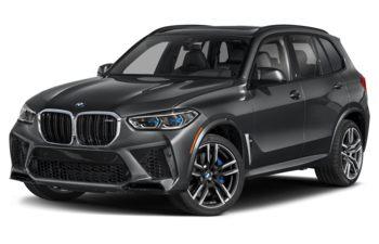 2021 BMW X5 M - Dravit Grey Metallic