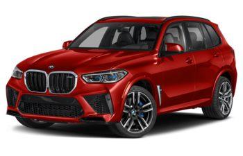 2021 BMW X5 M - Toronto Red Metallic