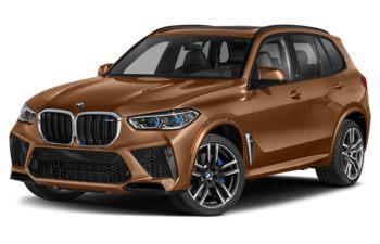 2021 BMW X5 M - Zanzibar II