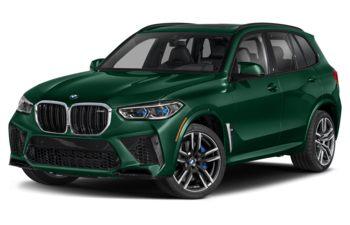 2021 BMW X5 M - British Racing Green