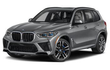 2021 BMW X5 M - Gunmetal