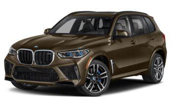 2021 BMW X5 M - Brass Metallic