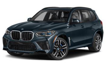 2021 BMW X5 M - Petrol Mica