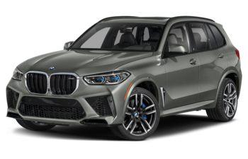 2021 BMW X5 M - Lime Rock Grey