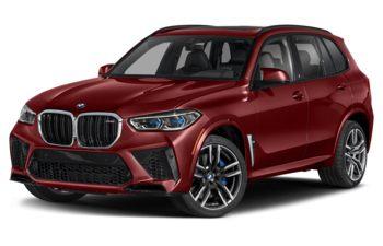 2021 BMW X5 M - Ruby Red II