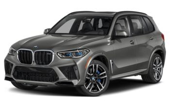 2021 BMW X5 M - Grigio Telesto