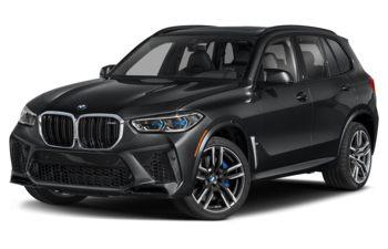 2021 BMW X5 M - Frozen Black