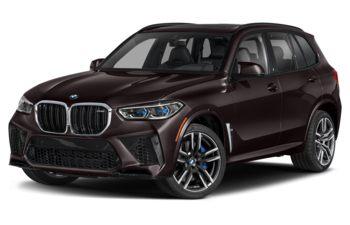 2021 BMW X5 M - Ruby Black