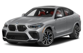2021 BMW X6 M - Donington Grey Metallic