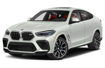 2021 BMW X6 M - Alpine White