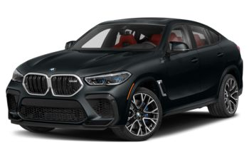 2021 BMW X6 M - Carbon Black Metallic