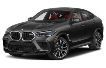 2021 BMW X6 M - Black Sapphire Metallic