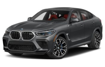 2021 BMW X6 M - Manhattan Metallic