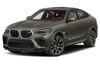 2021 BMW X6 M - Toronto Red Metallic