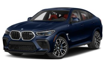 2021 BMW X6 M - Tanzanite Blue Metallic
