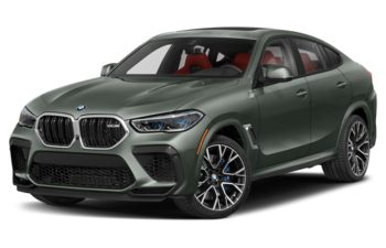 2021 BMW X6 M - Dravit Grey Metallic