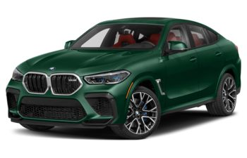 2021 BMW X6 M - British Racing Green