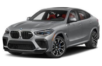 2021 BMW X6 M - Gunmetal