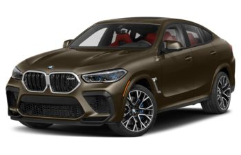 2021 BMW X6 M - Brass Metallic
