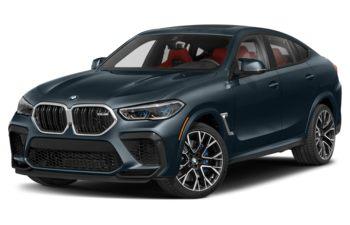 2021 BMW X6 M - Petrol Mica