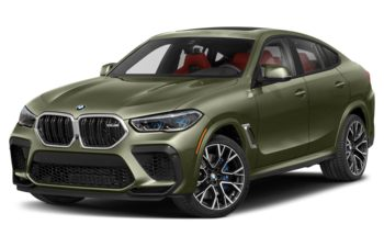 2021 BMW X6 M - Urban Green