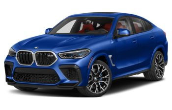 2021 BMW X6 M - Avus Blue