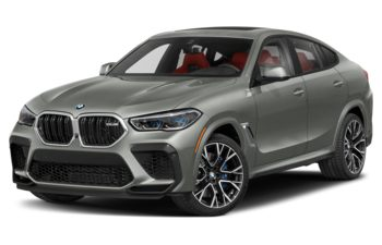 2021 BMW X6 M - Lime Rock Grey