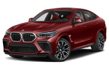 2021 BMW X6 M - Ruby Red II