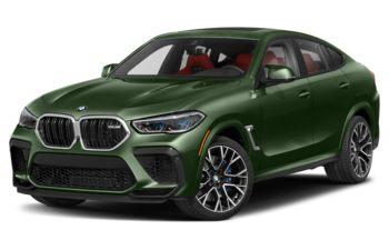 2021 BMW X6 M - Verde Ermes