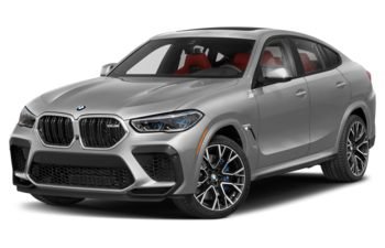 2021 BMW X6 M - Grigio Telesto