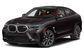 2021 BMW X6 M - Ruby Black