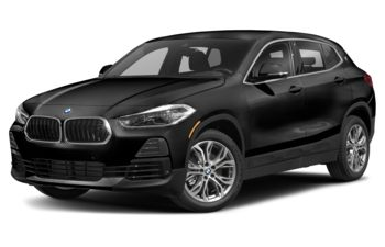 2021 BMW X2 - Black Sapphire Metallic