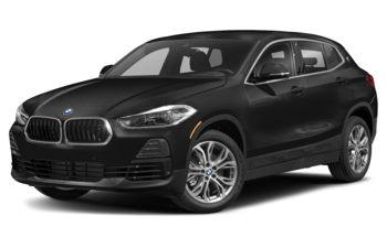 2021 BMW X2 - Jet Black Non-Metallic