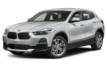 2021 BMW X2 - Glacier Silver Metallic
