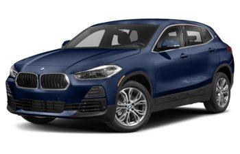 2021 BMW X2 - Phytonic Blue Metallic
