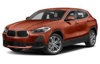 2021 BMW X2 - Sunset Orange Metallic