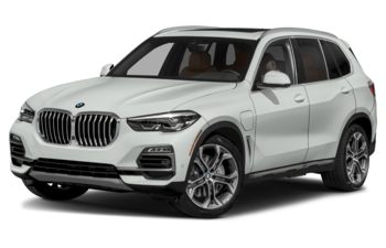 2021 BMW X5 PHEV - Alpine White