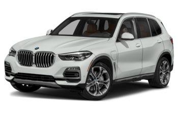 2021 BMW X5 PHEV - Alpine White
