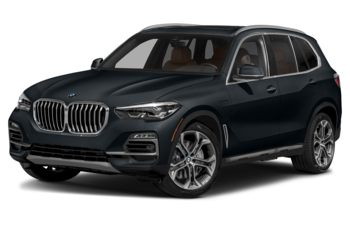 2021 BMW X5 PHEV - Carbon Black Metallic