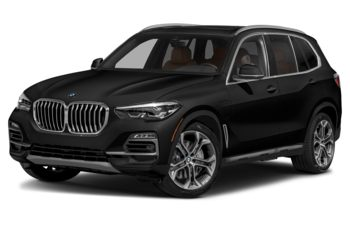 2021 BMW X5 PHEV - Jet Black Non-Metallic
