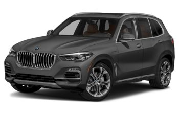 2021 BMW X5 PHEV - Dark Graphite Metallic