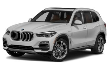 2021 BMW X5 PHEV - Mineral White Metallic