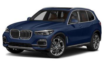 2021 BMW X5 PHEV - Phytonic Blue Metallic