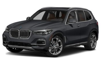 2021 BMW X5 PHEV - Arctic Grey Metallic