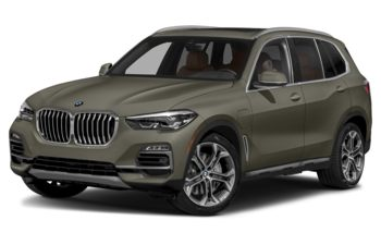 2021 BMW X5 PHEV - Manhattan Metallic