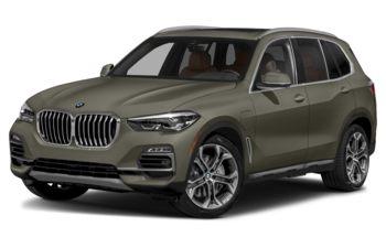 2021 BMW X5 PHEV - Manhattan Metallic