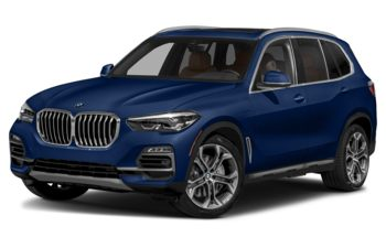 2021 BMW X5 PHEV - Tanzanite Blue Metallic